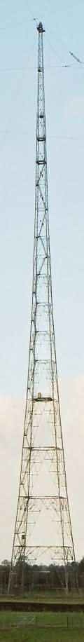1943 Criggion self supporting VLF Mast