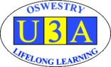 Oswestry U3A - University of the Third Age